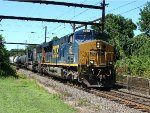 CSX 887, 4776 on Q438